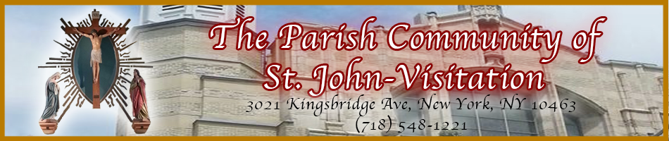 St. John Visitation English