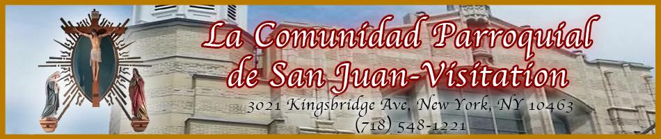 St John Visitation Spanish